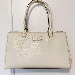 Kᴀᴛᴇ Sᴘᴀᴅᴇ | beige purse